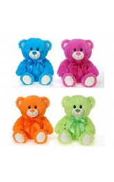 Plush Colourful Bears
