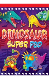 Dinosaur Super Pad (4-7 years)