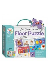 Floor Puzzle-Lets Count Numbers