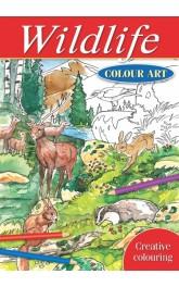 Doodle Art - Wildlife