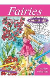 Doodle Art-Fairies