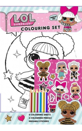 LOL,Colouring Set
