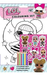 LOL,Colouring Set