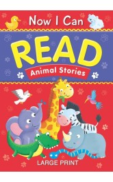 Now I Can Read - Animal Stories