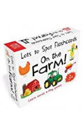 Lots to Spot Flashcards -Farm