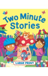 Large Print Two Minute Stories