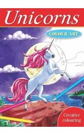 Unicorns - Colour Art