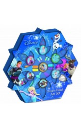 Disney Frozen Creative Dough Art