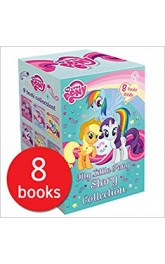My Little Pony 8 books set