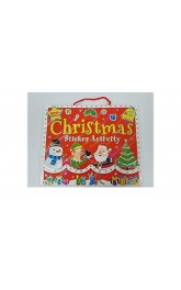 Christmas Stickers Carry Pack
