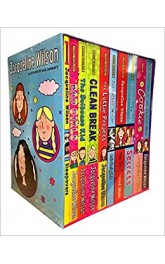 Jacqueline Wilson 10 books collection