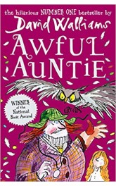 Awful Auntie,David Williams