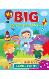 MY BIG BOOK OF SHORT STORIES (PADDED)
