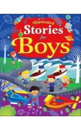 ILLUSTRATED STORIES FOR BOYS (PADDED)