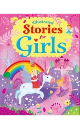 ILLUSTRATED STORIES FOR GIRLS (PADDED)