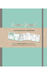 Creative Journal for the artistic organizer