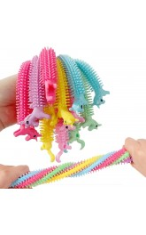 Stretchy Worms 40 in display box