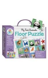 Floor Puzzles-My First Animals
