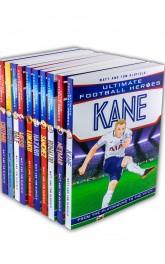 Football Heroes 10 books set
