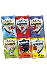 Football Academy 6 books sets