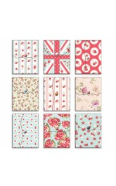 Rosy Days Mini Pad Display (Holds 54)