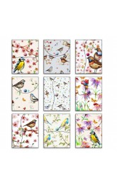 Birdsong Mini Pad Display (Holds 54)