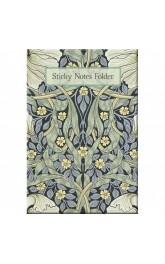 Sticky Notes Folder-William Morris