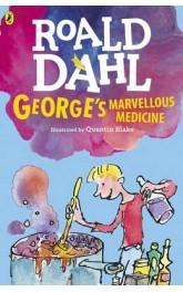 George's Marvellous Medicine,Roald Dahl