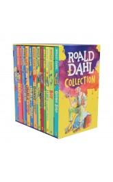 Roald Dahl 15 books set