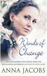 Winds of Change,Anna Jacobs