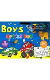 Boys Artist Pad