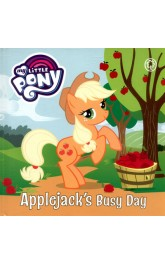 Applejack's Busy Day -My Little Pony