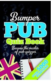 Bumper Pub Quiz Book
