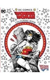 Wonder Woman-Colouring Book
