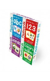 Flashcards 4 book tray price for each