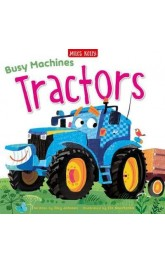 Busy Machines-Tractors