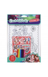 Enchantimals,Colouring set