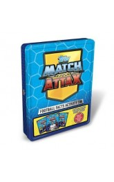 Match Attax-Tin of books