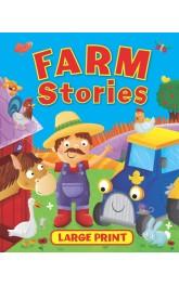 Large Print Farm Stories