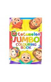 COCOMELON-Jumbo Colouring Book