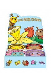 Bug Books Stories, 24 in box ,price for each