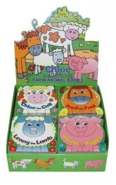 Chloe and friends ,Farm Animal Book, 24 in box ,price for each