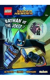 LEGO-Super Heroes Batman vs The Joker!