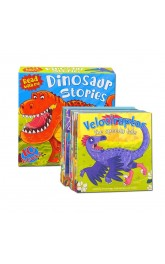 Dinosaur Stories 10 books set ,Read with me,Miles Kelly