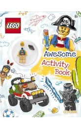 LEGO-Awesome Activity Book