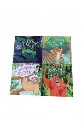 Rainforest Tales 4 book pack