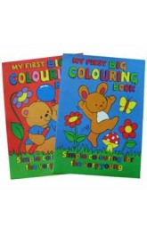 My first Big Colouring Book
