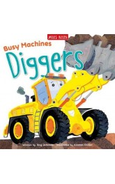 Busy Machines-Diggers