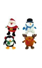 14'' Christmas Range 4 assorted