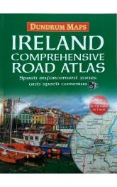 Comprehensive Ireland Road Atlas
